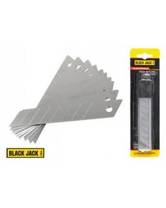 Hojas para cutters set x 10 piezas.
